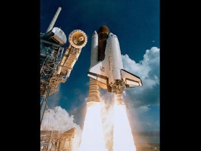 Atlantis był ostatnim promem, który odbył misję (NASA)
