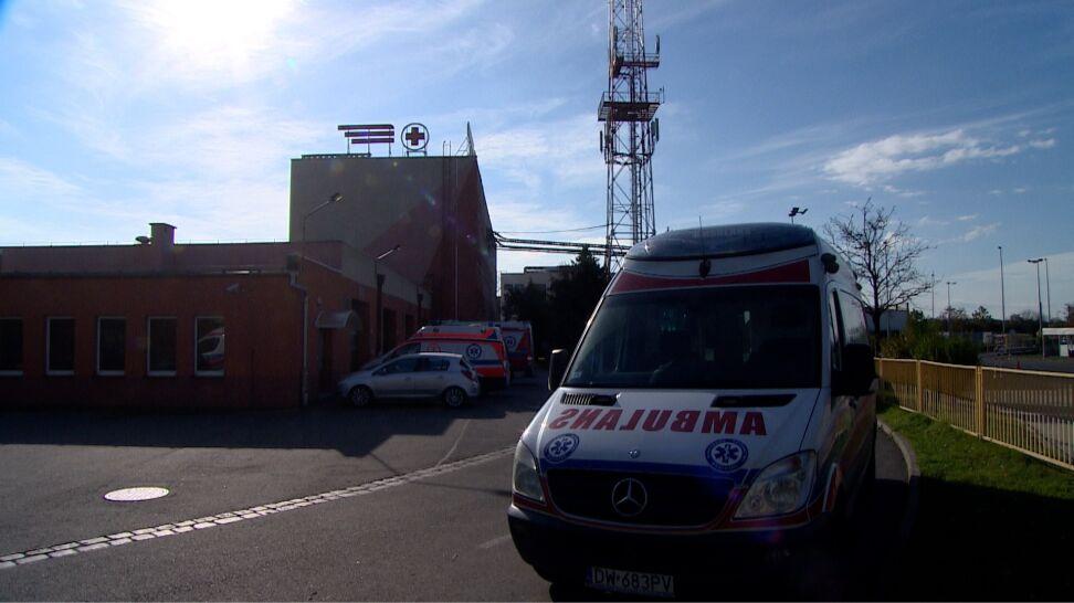 Policja zatrzymała dyrektora pogotowia ratunkowego we Wrocławiu
