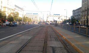 Po Euro tramwajarze wrócą na Marszałkowską