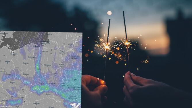 Na razie miejscami śnieg i lekki mróz. Co czeka nas w sylwestra i Nowy Rok?