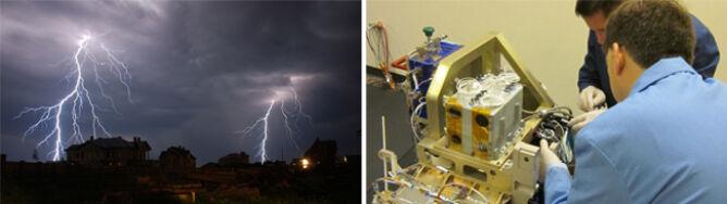 NASA weźmie pod lupę pioruny